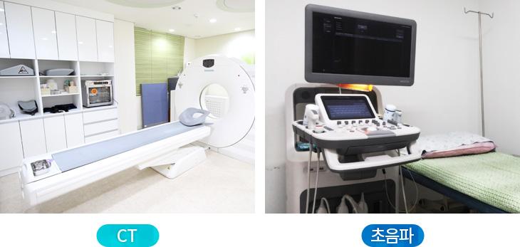 담낭질환진단 CT, 초음파